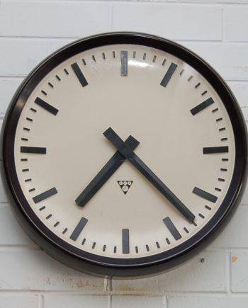 Bakelite wall clock