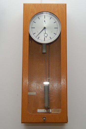 Burk wall clock