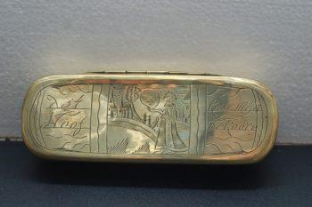 Dutch tobacco box
