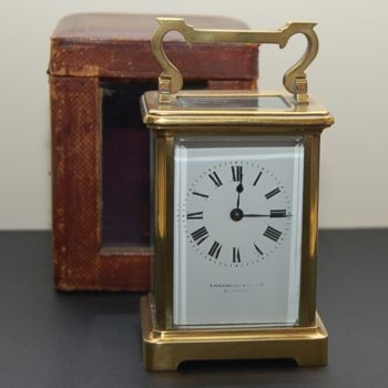 French Carriage Clock_0341