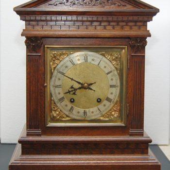 German mantle clock_0332