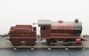 Hornby train