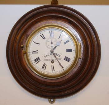 Scottish ships clock