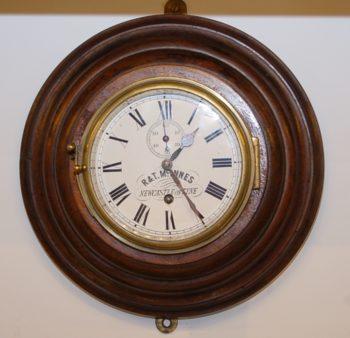 Scottish ships clock