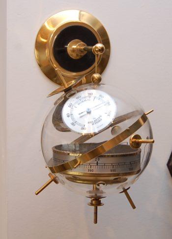 Sputnik barometer