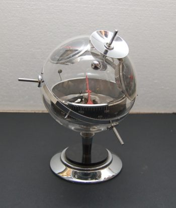 Sputnik weather station