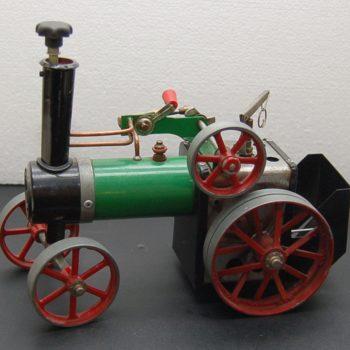 Vintage steam roller_0329