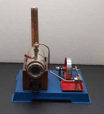 Wilesco steam engine