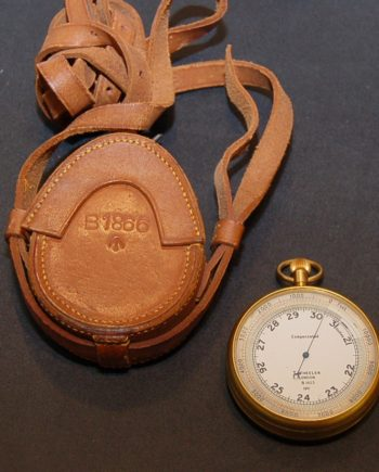 Army pocket barometer