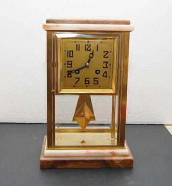 Art nouveaux mantle clock