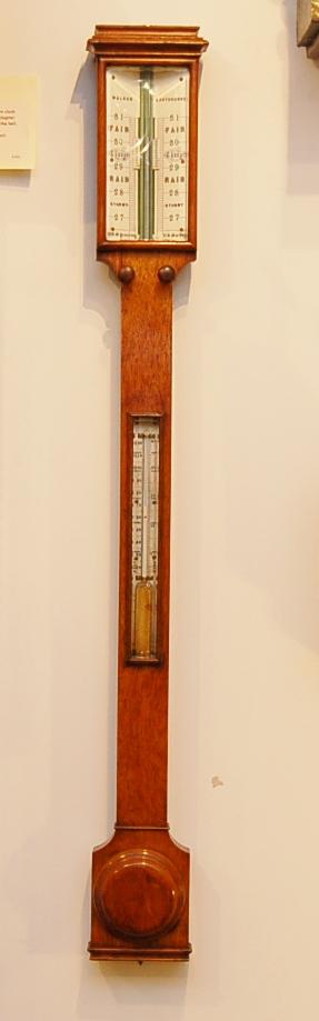 English stick barometer