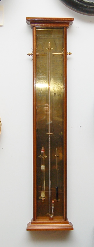 Fitzroy barometer