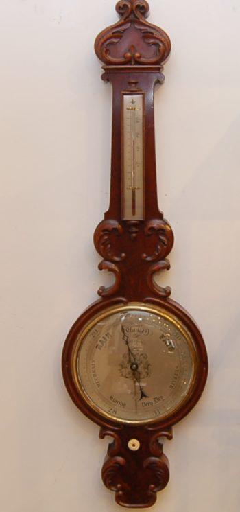 Jersey banjo barometer
