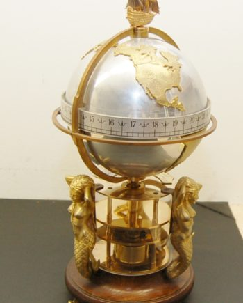 Meridian world clock