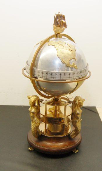 Meridian world clock