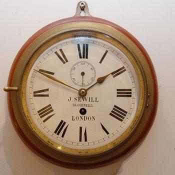 English ships clock