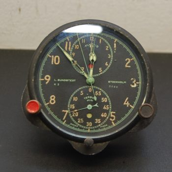 aircraft clock Sweden